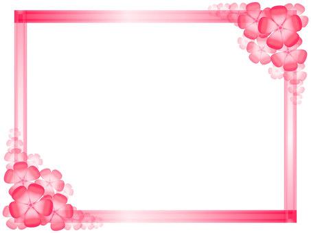 Flower frame Ⅲ