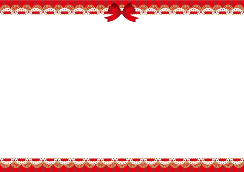 Girly Valentine Frame 03