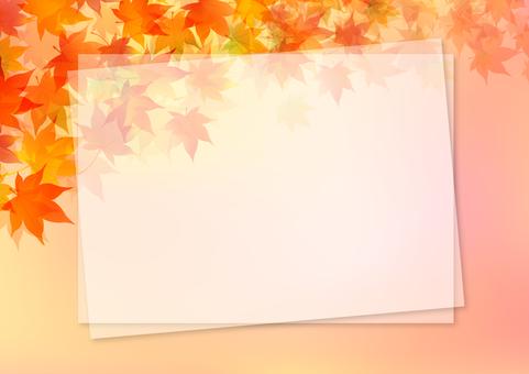 Autumn Maples Frame 8