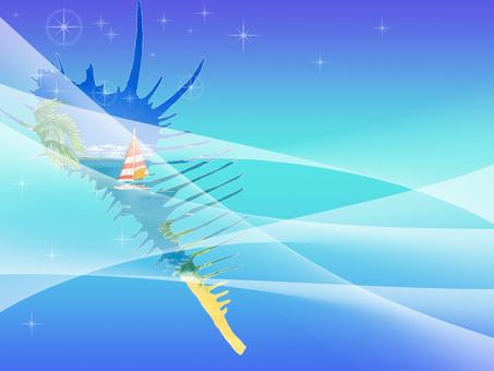 Fantastic sea ★ 0159-B