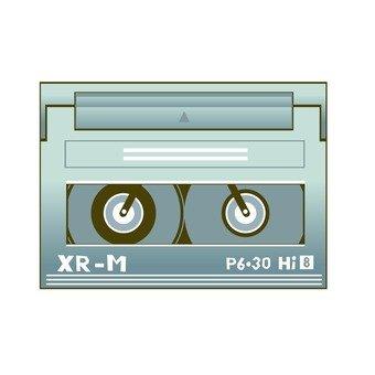 Cassette tape 2