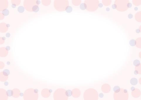 Dot pattern pink