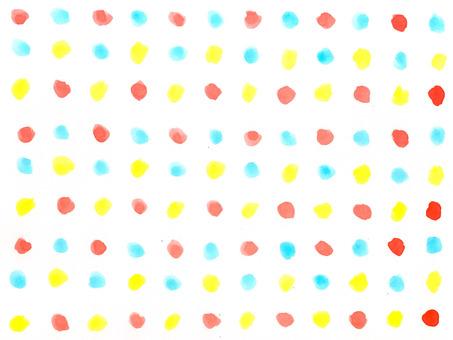 Modern polka dots 5