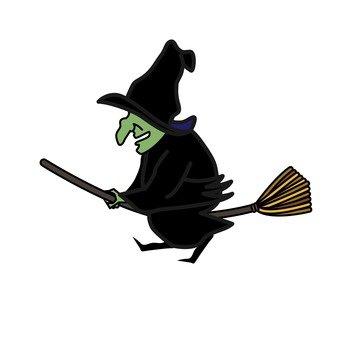 Witch of the Wizard
