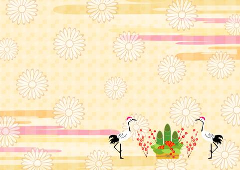 Japanese style background 6