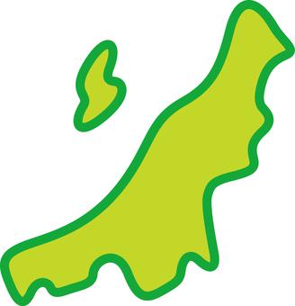 Simple prefecture Niigata
