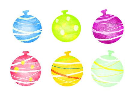 Water yo-yo set