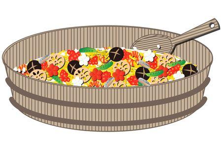 Sushi Tank (Chirashi Sushi)