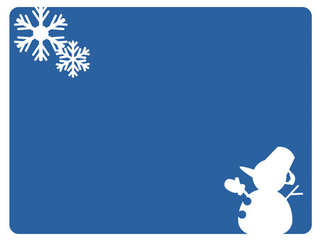 Frame (Snowman)