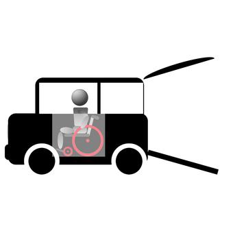 Wheelchair ride 5