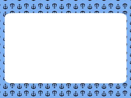 Ikari pattern frame