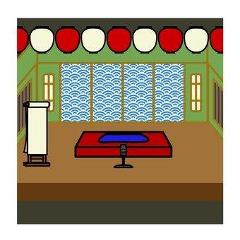 Rakugo Stage