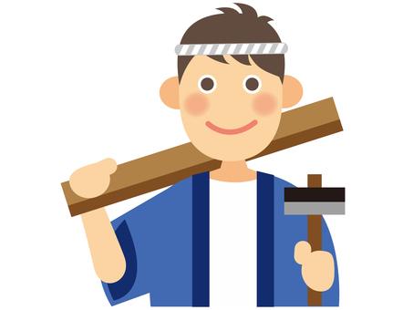 Person _ Occupation _ carpenter