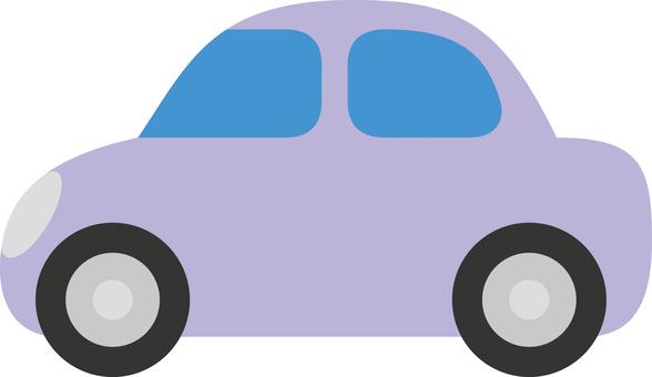 Simple car sedan