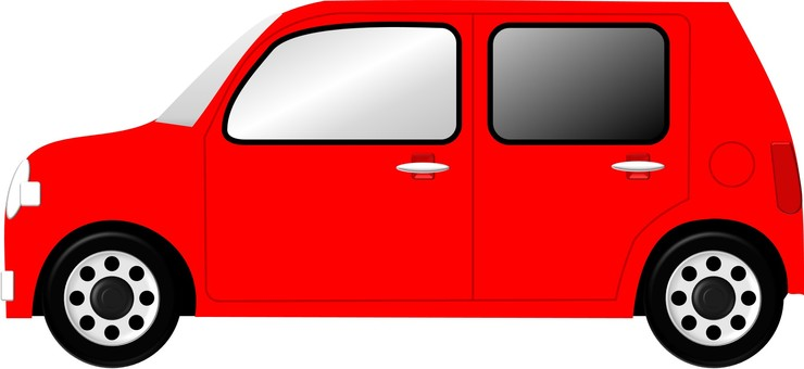 Automobile (Red)