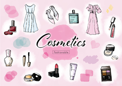 Fashionable cosmetics
