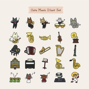 Cute music