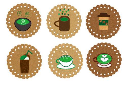 Matcha cafe