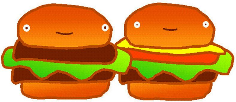 Burger ②