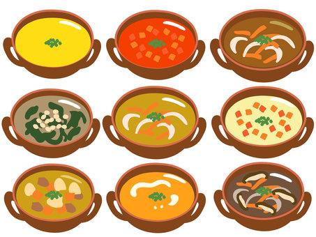 Soup set