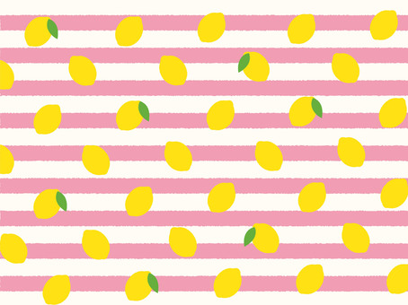 Lemon pattern _ 5