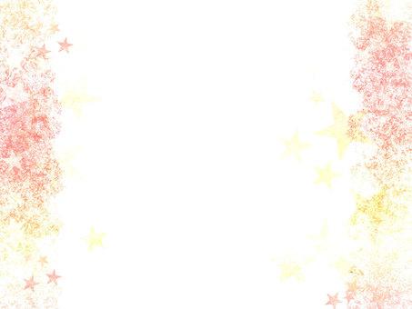 Graded star