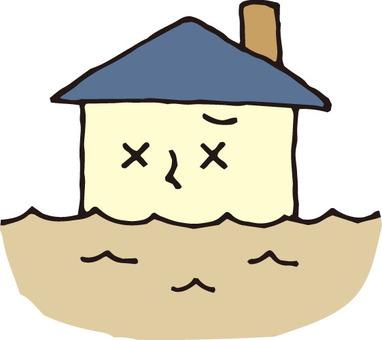 Housing (flooding damage)
