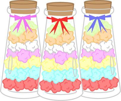 Confection sugar