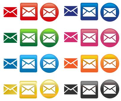 Mail icon icon
