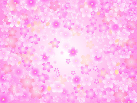 Cherry blossoms background Ⅵ