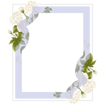 玫瑰框架(淡紫色)