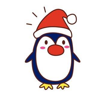 펭귄 산타