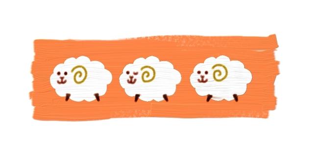 3 Sheep's Sheep