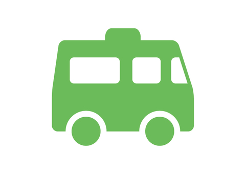Ambulance _ icon _ green