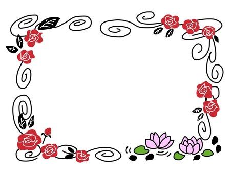 玫瑰和蓮花03