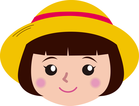 Girl 2 Hat 2