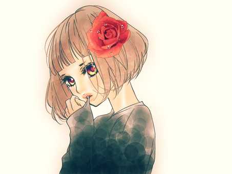 Girls of a girl (Rose)