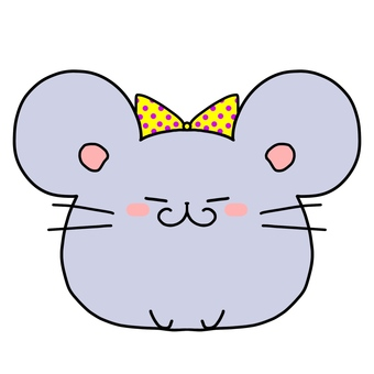 Mouse ribbon