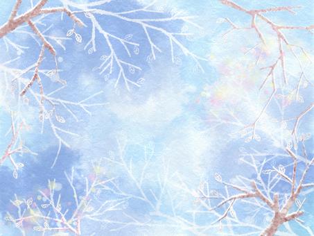 冬天的天空9