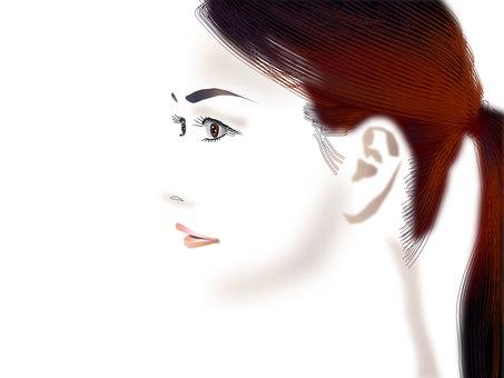 Women's profile profile series 12