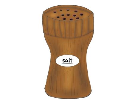 salt (소금) 밀