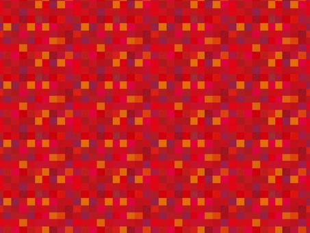 背景秋冬紅色橙色紋理無縫模式