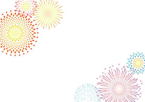 Fireworks frame 01