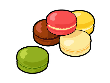 Cookery _ Confectionery _ Macaron _ Available