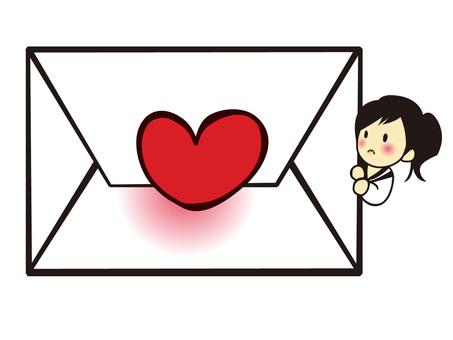 Love letter girls 2
