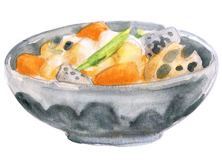 Simmered Chikuzen