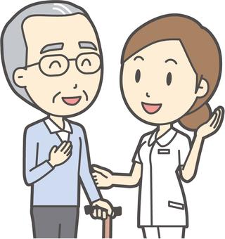 看護師と会話-021-バスト