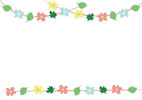 flower_ Flower frame 2