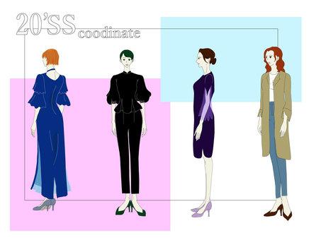20SS coordination