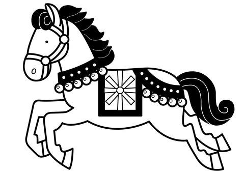 Horse 3-1c